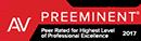 AV Preeminent Logo 2017