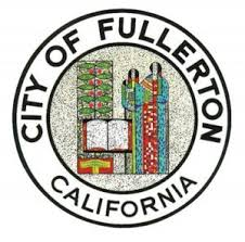 city of fullerton badge of seal